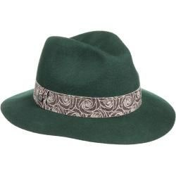 Trilbies & Fedora hats for women -  Lierys Melady Fedora with flower ribbon Women's Fedora wool hat Wool felt hat Women's hat - #amp #Artists #ceramics #ComicsAndCartoons #fedora #Hats #Pottery #trilbies #women