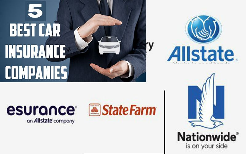 5 Top Best Auto Car Insurance Companies In The World Car
