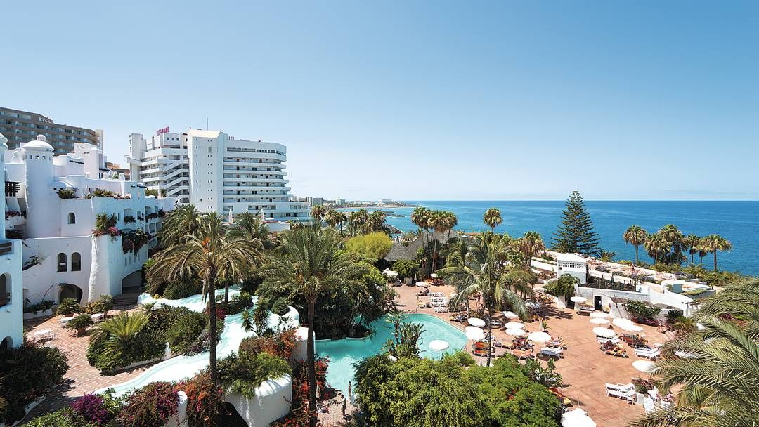 holiday to jardin tropical hotel in costa adeje spain for 7 nights bb