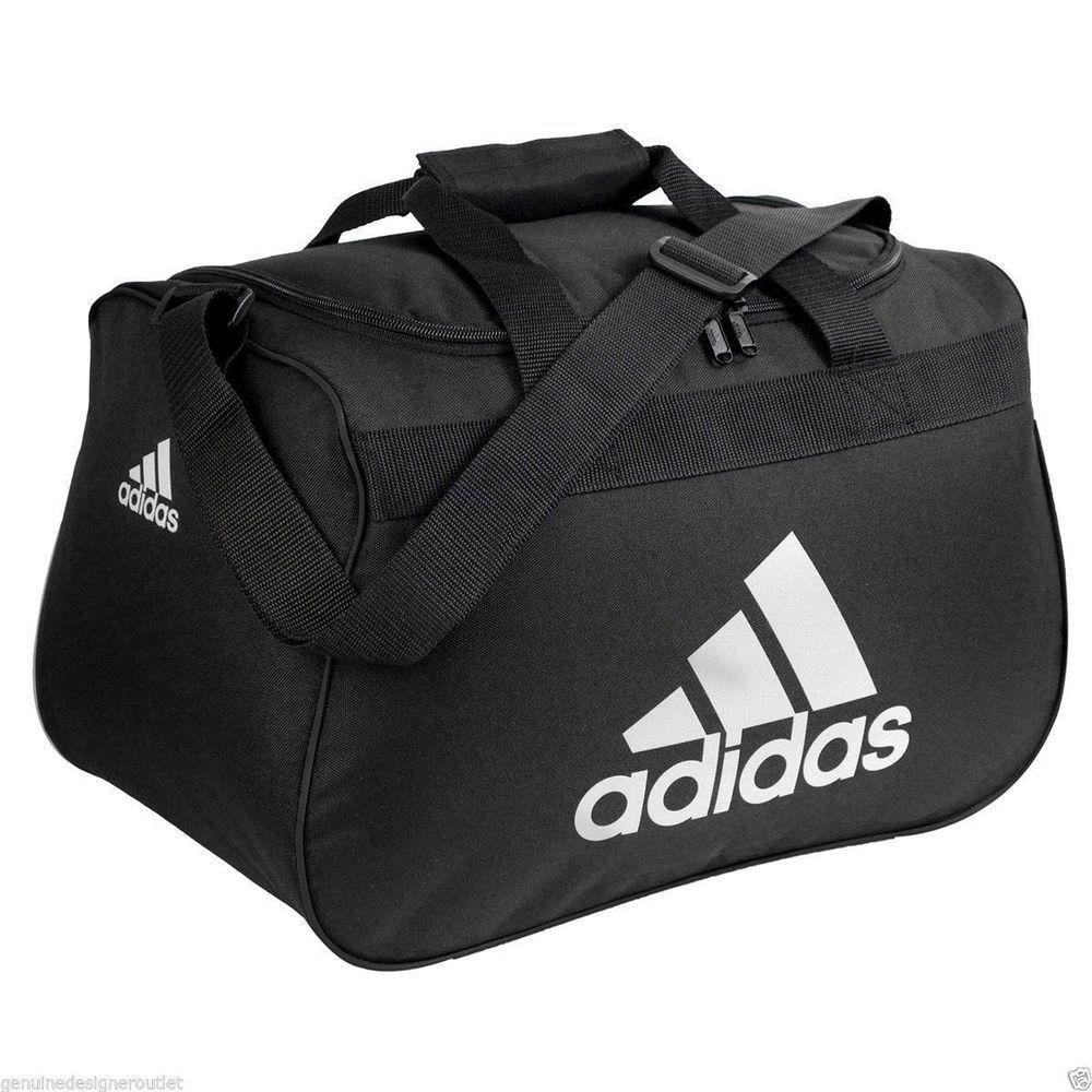 NWT Adidas diablo pequeño Bolsa deporte gimnasio Travel Carry expandible