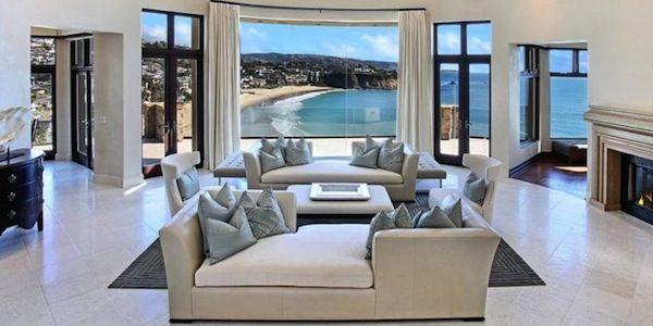 luxury beach mansions interior - Google Search