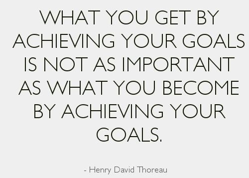 Achieving Goals Quotes Impressive 7 Contemplative Quotes From Henry David Thoreau That Are Thought