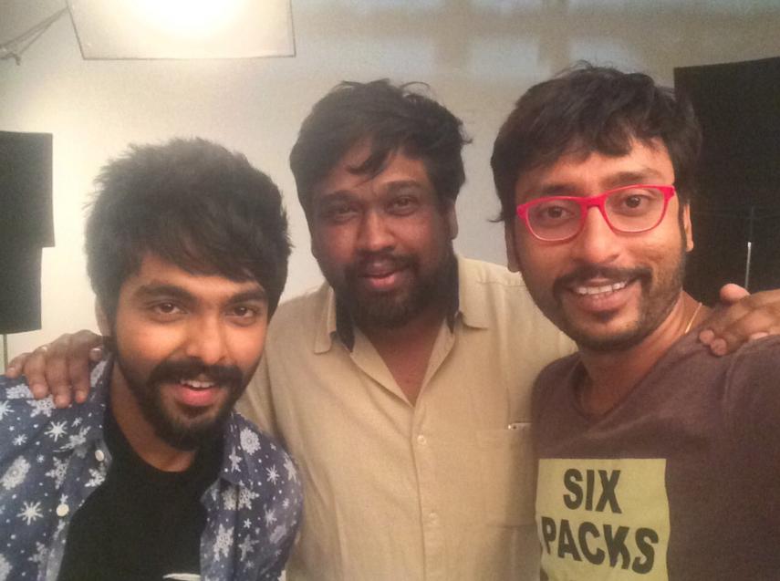 GV Prakash and Sibi begin shooting today Today, Cinema