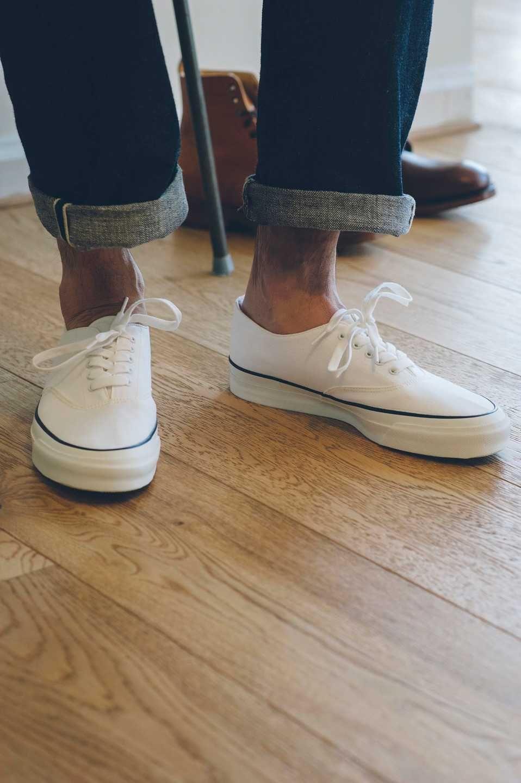 Asahi Deck Shoes White | Deck shoes