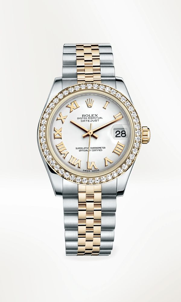 a8fd7da1ee2 Rolex Datejust 31 Rolesor in Oystersteel and 18 ct yellow gold