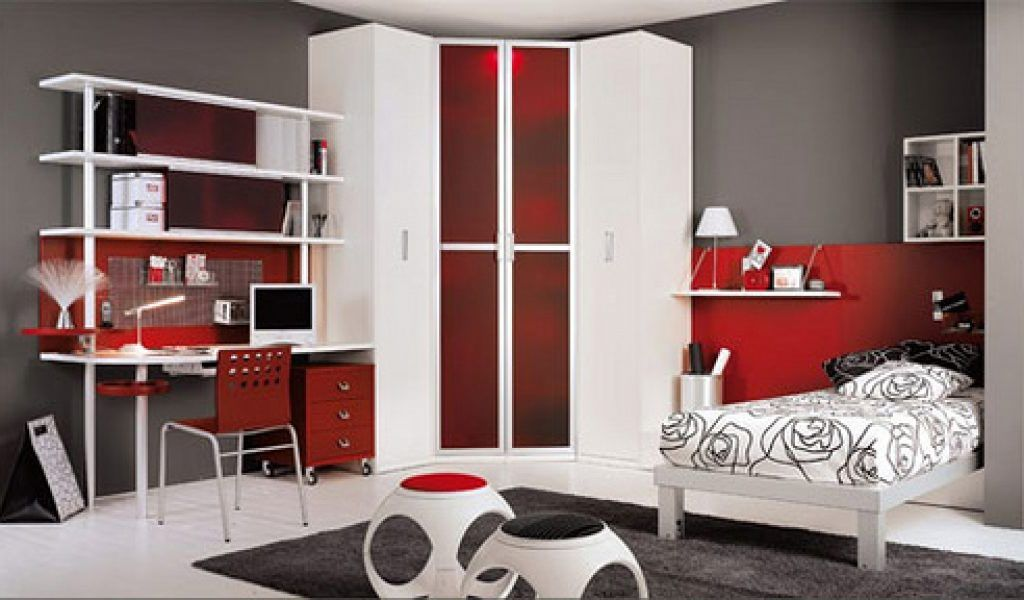 Photo of 10 Impressive Teen Bedroom Ideas That Are Cool and Creative