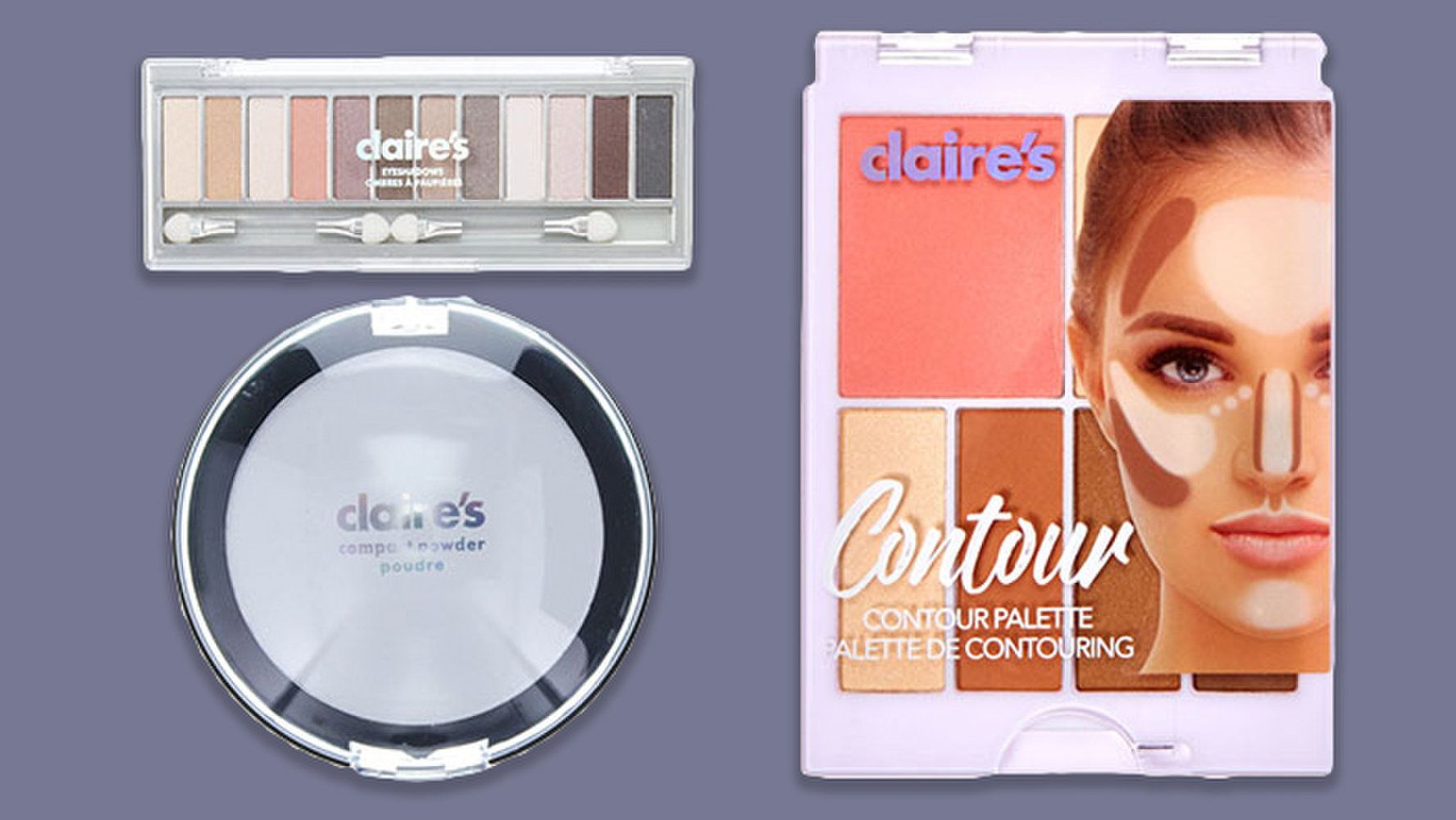 Claire's Recalls 3 Makeup Products for Possible Asbestos