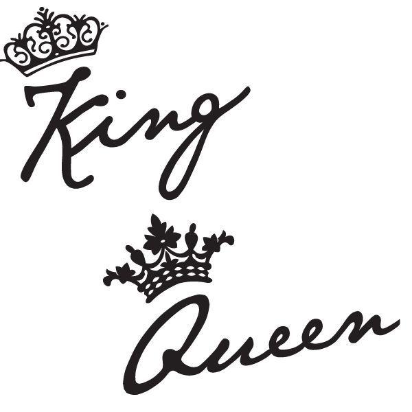 badewannensets king  queen complete tassen  paar tattoo