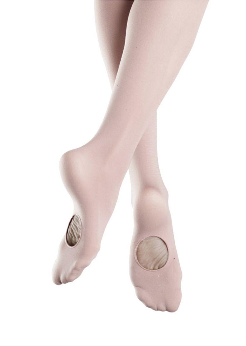Bloch Dance Womens Endura Hipstar Adaptatoe Tights