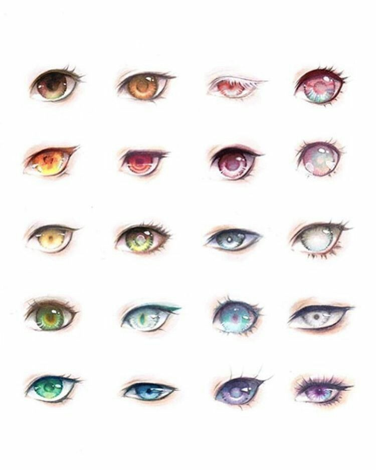 Pin By Abyss On Ideas Eye Drawing Anime Eyes Art