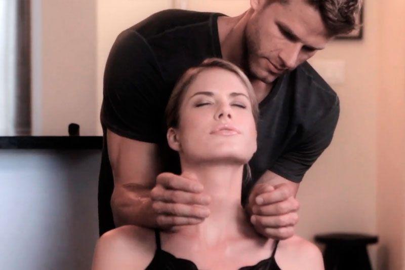 Секс массаж с подростками