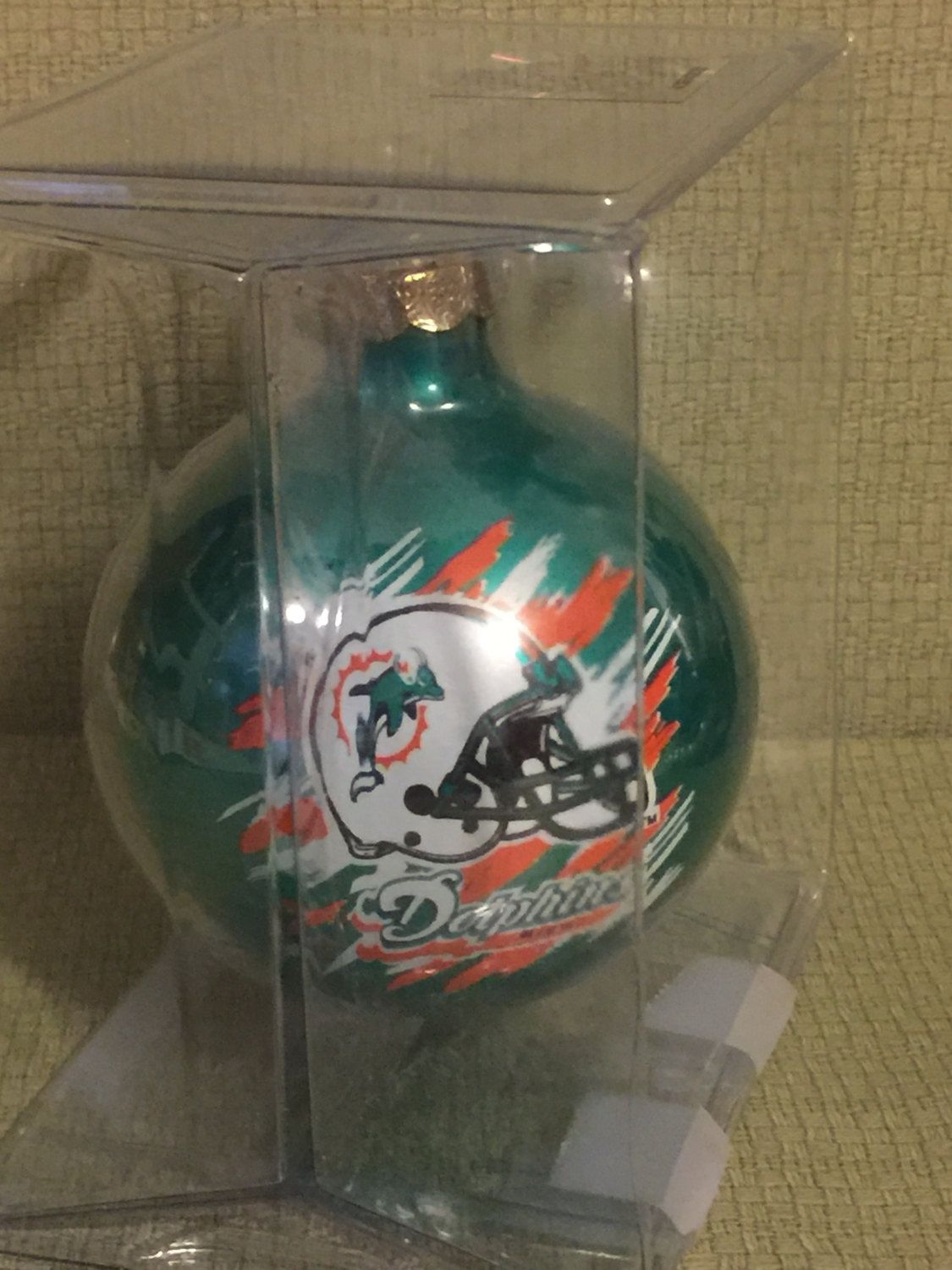 Miami Dolphins Christmas Decorations