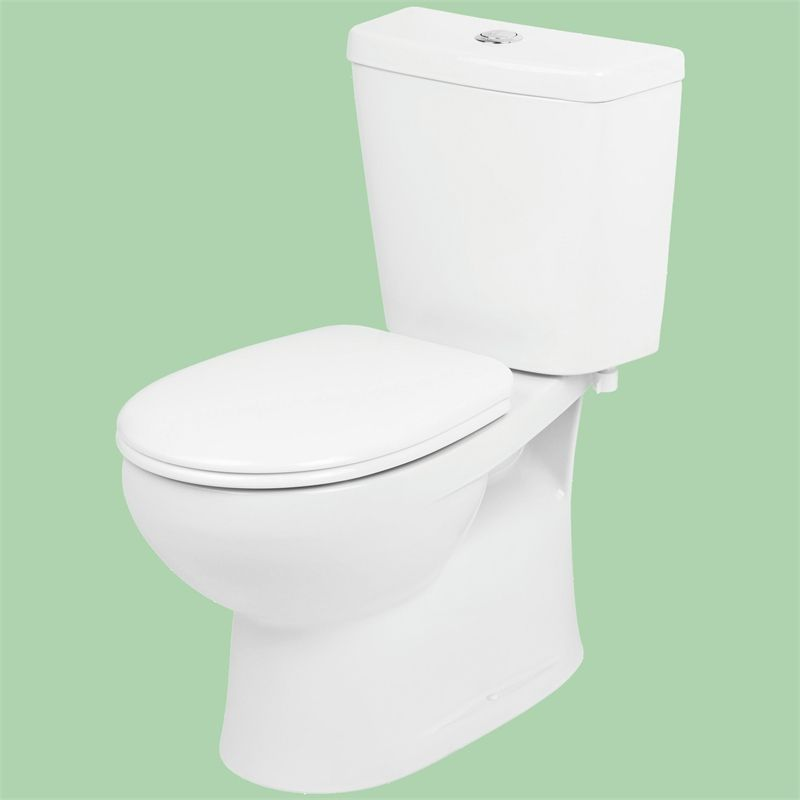 Stupendous Stylus Wels 4 Star Venecia Close Coupled Toilet Suite Gmtry Best Dining Table And Chair Ideas Images Gmtryco
