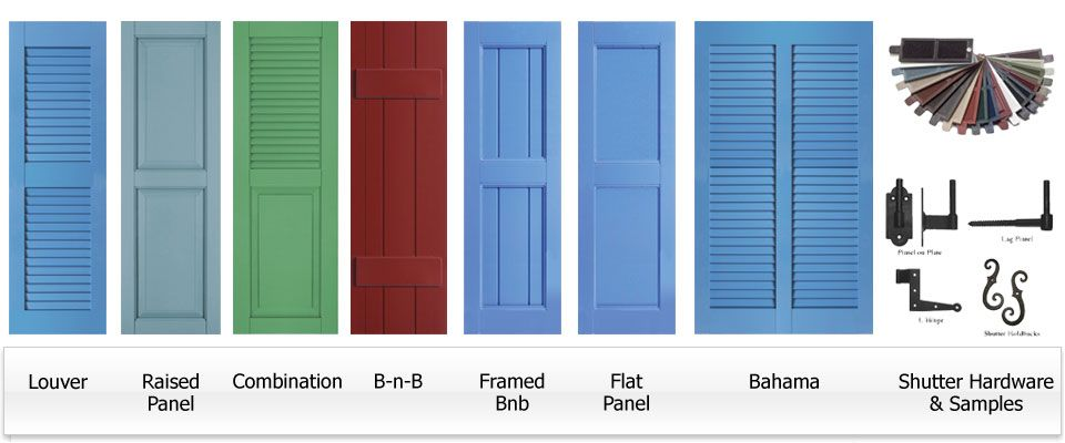 Things To Consider Before Buying Exterior Shutters Shutters