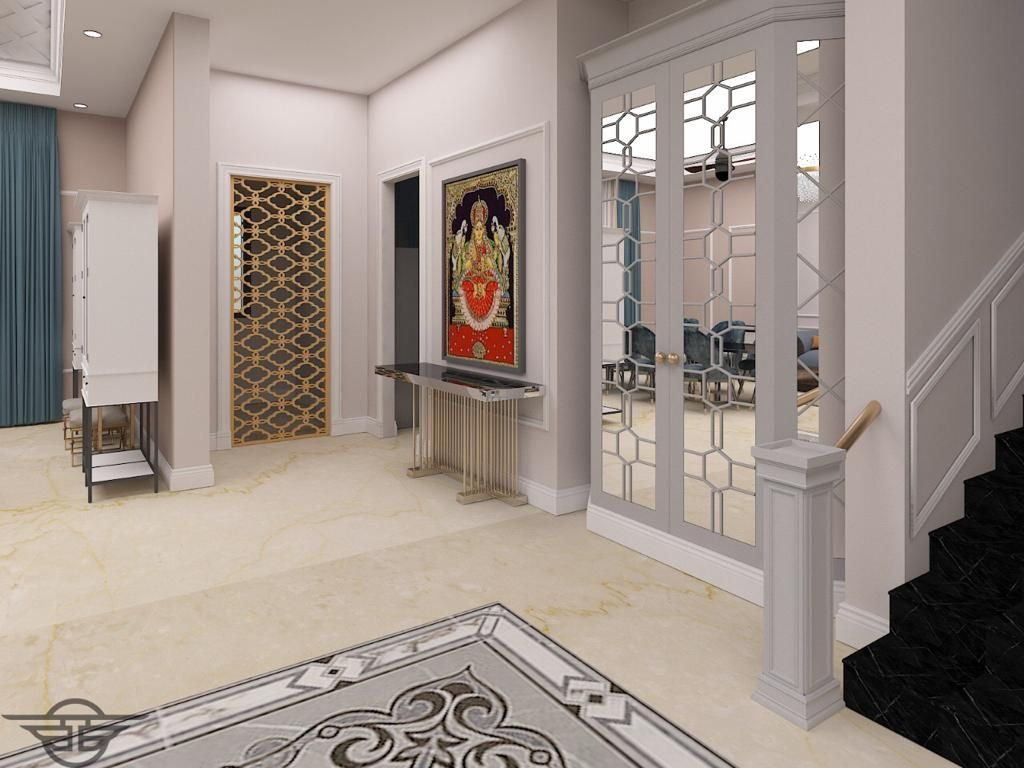 We Design Spaces In Virtual Reality For Interior Designing Where Home Automation V In 2020 Interior Designers In Hyderabad Dream House Interior Virtual Reality Design