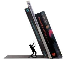 The end is near! The End Is Near! For the End Bookend that is!