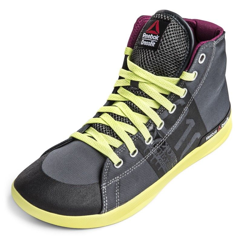 e7d6206b91c453 The Reebok CrossFit Power Lite is a strength shoe featuring a durable  mid-cut silhouette