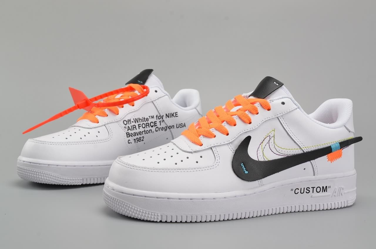 ua air force 1 x off white custom Buscar con Google
