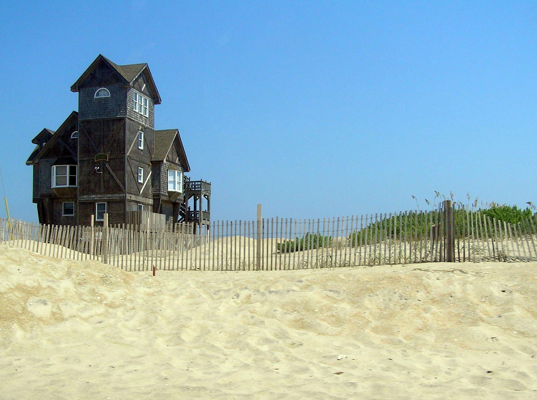 serendipity house beach house beach nights in rodanthe