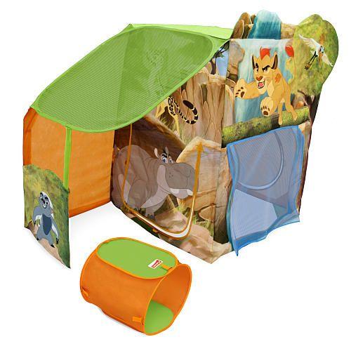 Disney Junior Lion Guard Waterfall Hut Play Tent