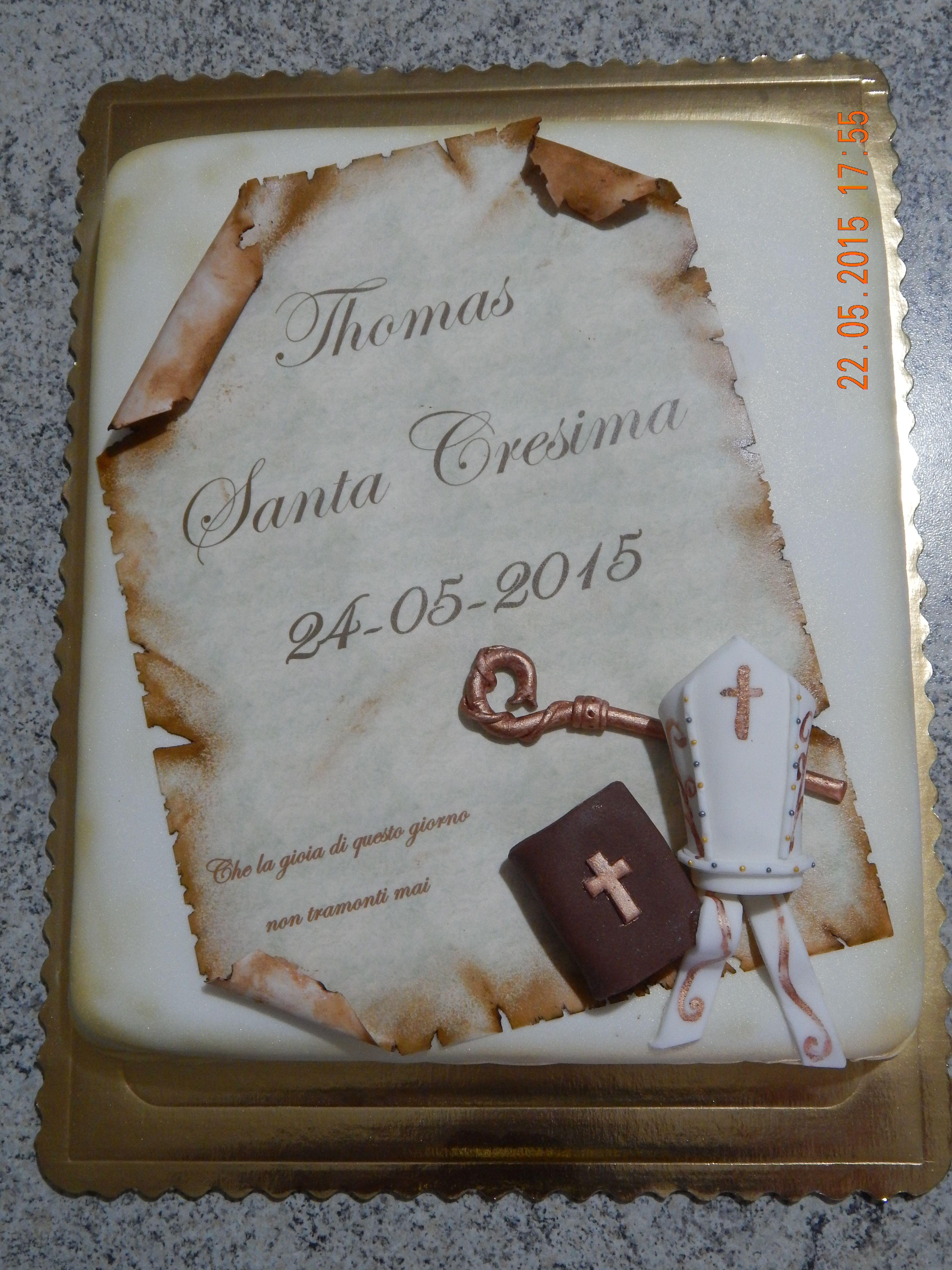 Cresima torte nel 2019 confirmation cakes communion for Decorazioni torte per cresima
