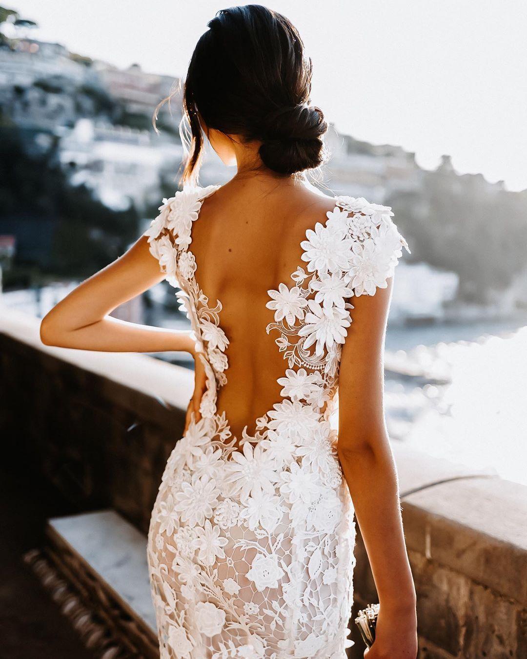 Galia Lahav Low Back Mermaid Wedding Dress Wedding Dresses Wedding Gowns Lace Galia Lahav Wedding Dress [ 1349 x 1080 Pixel ]