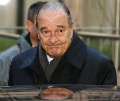 Risultati immagini per Jacques Chirac