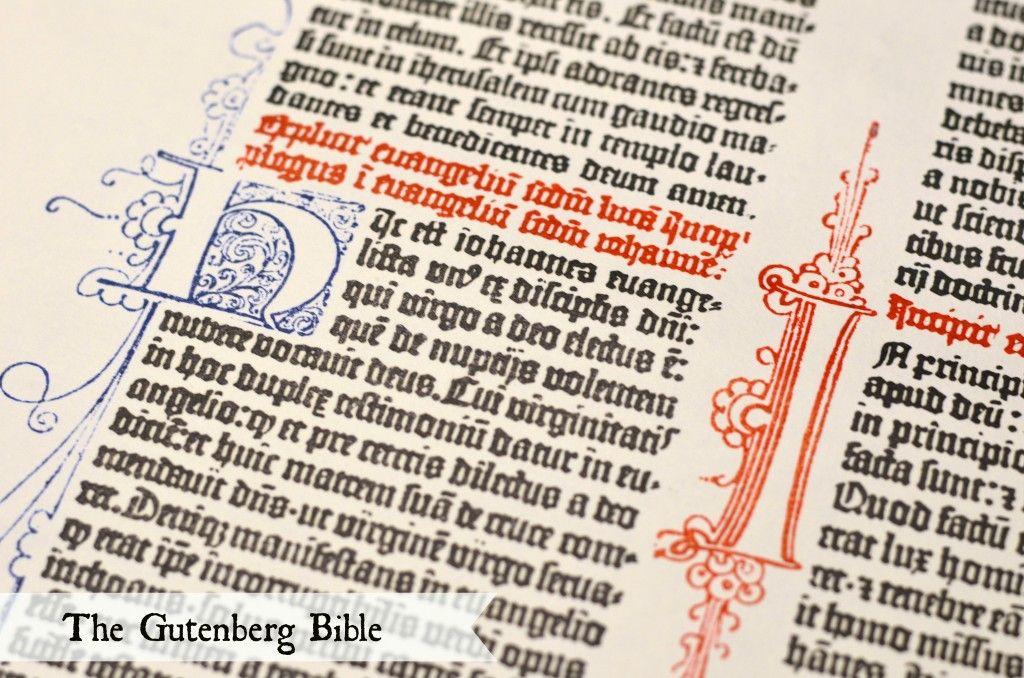 Field Trip Friday Gutenberg Museum Mainz Only Passionate Curiosity Gutenberg Bible Field Trip Mainz