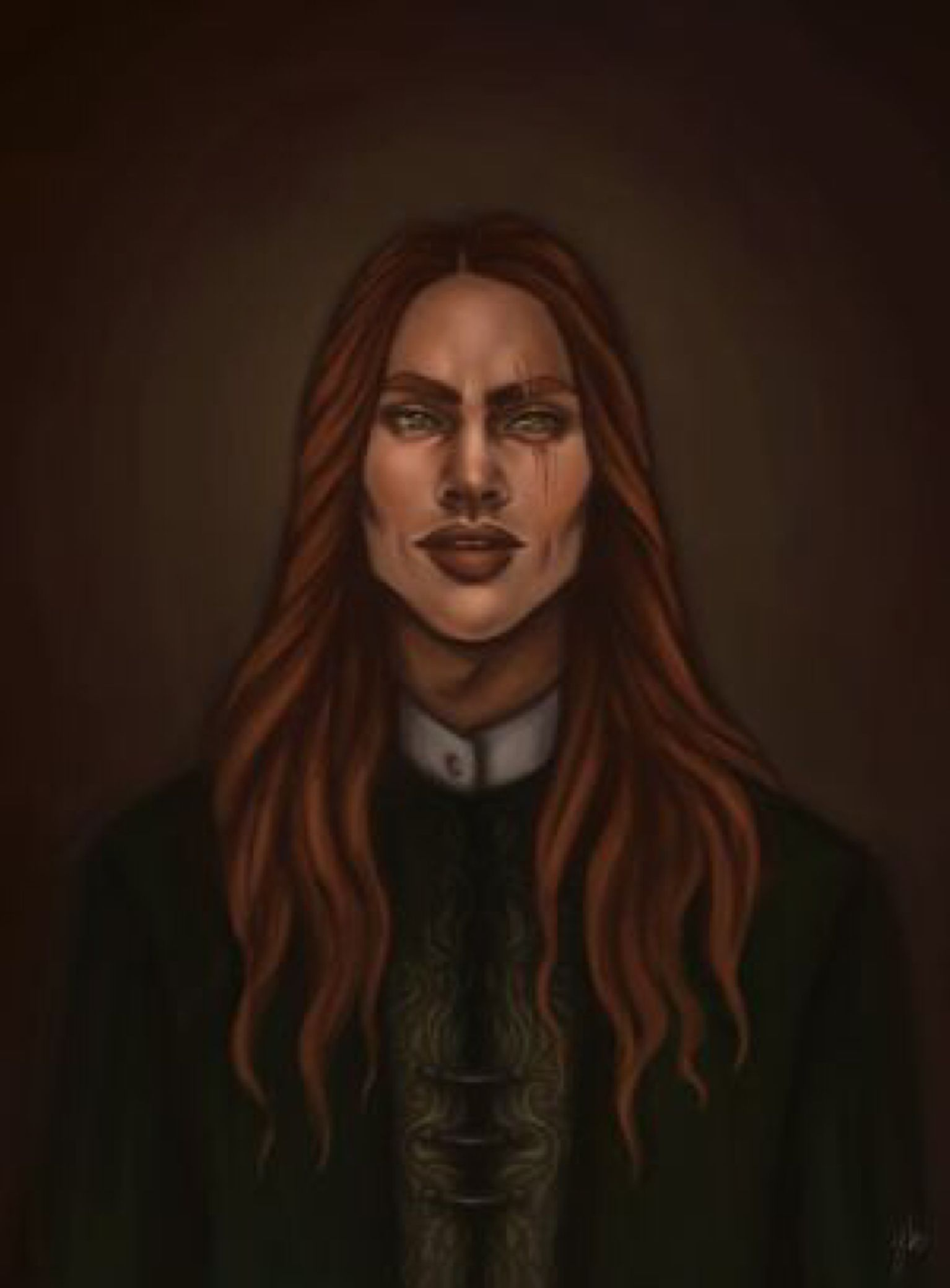 Lucien Vanserra A Court Of Thorns And Roses By Xxgen On