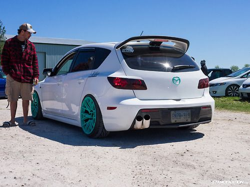 Mazda 3 Mods >> Im Not Into Tunner Scene Anymore But I Do Love Those Flashy