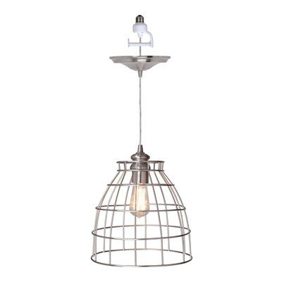 Worth Home Products PBN-503 Instant Pendant Light with
