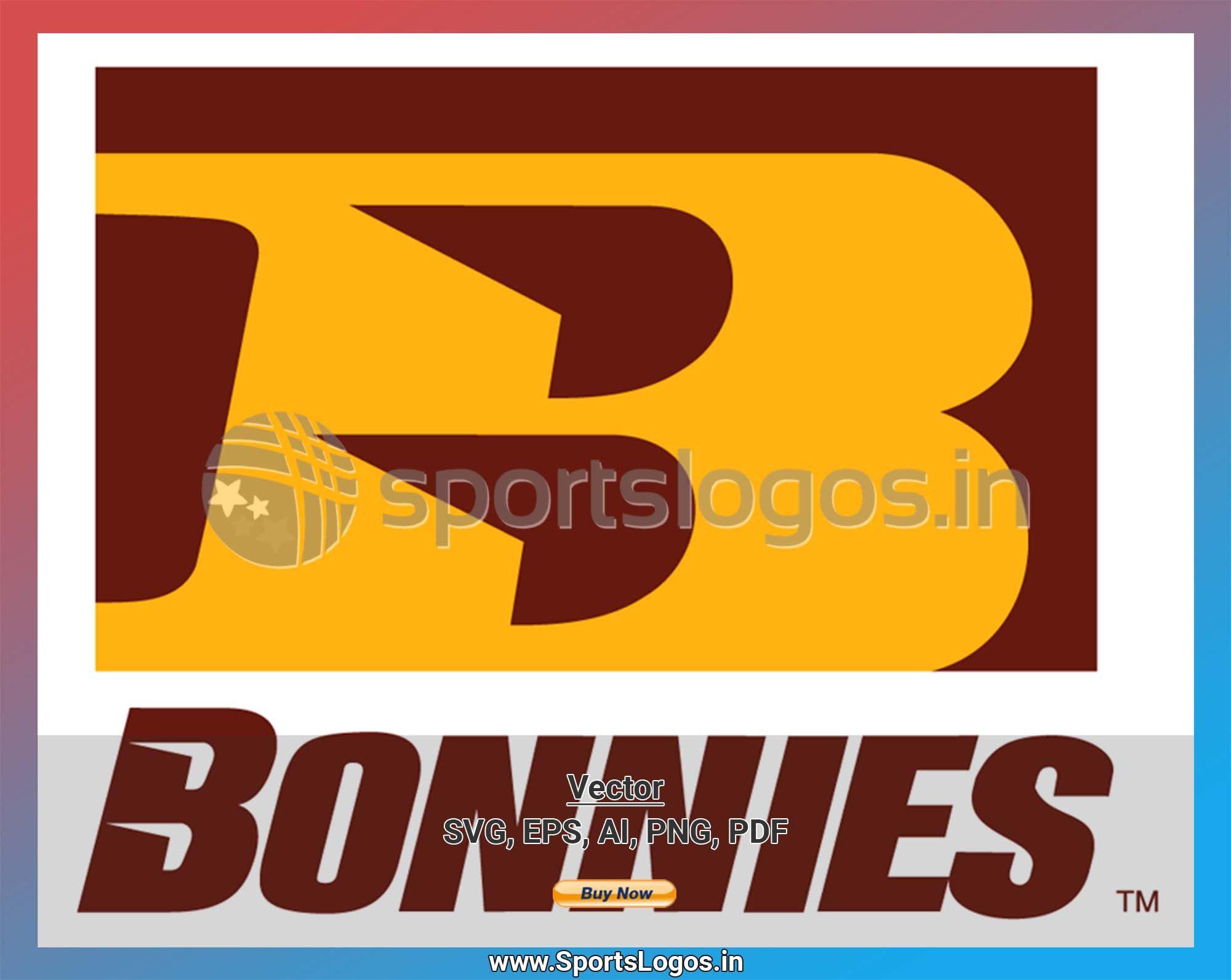 St. Bonaventure Bonnies College Sports Vector SVG Logo