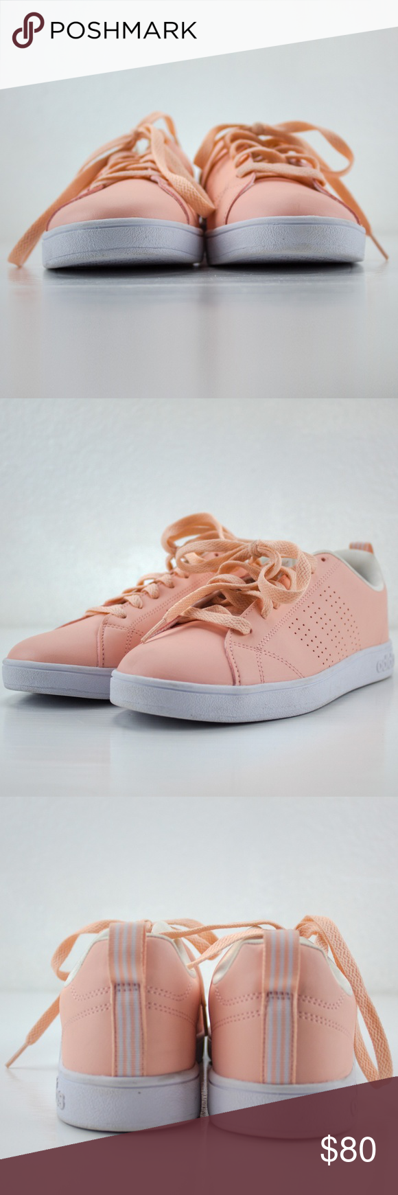 AUTHENTIS ADIDAS NEO PINK TRAINERS COMFORT FOOTBED Adidas VS ...