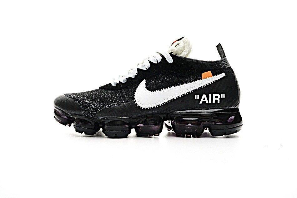 496368d1ef34c OFF-WHITE x Nike Air VaporMax Black White 849558-099