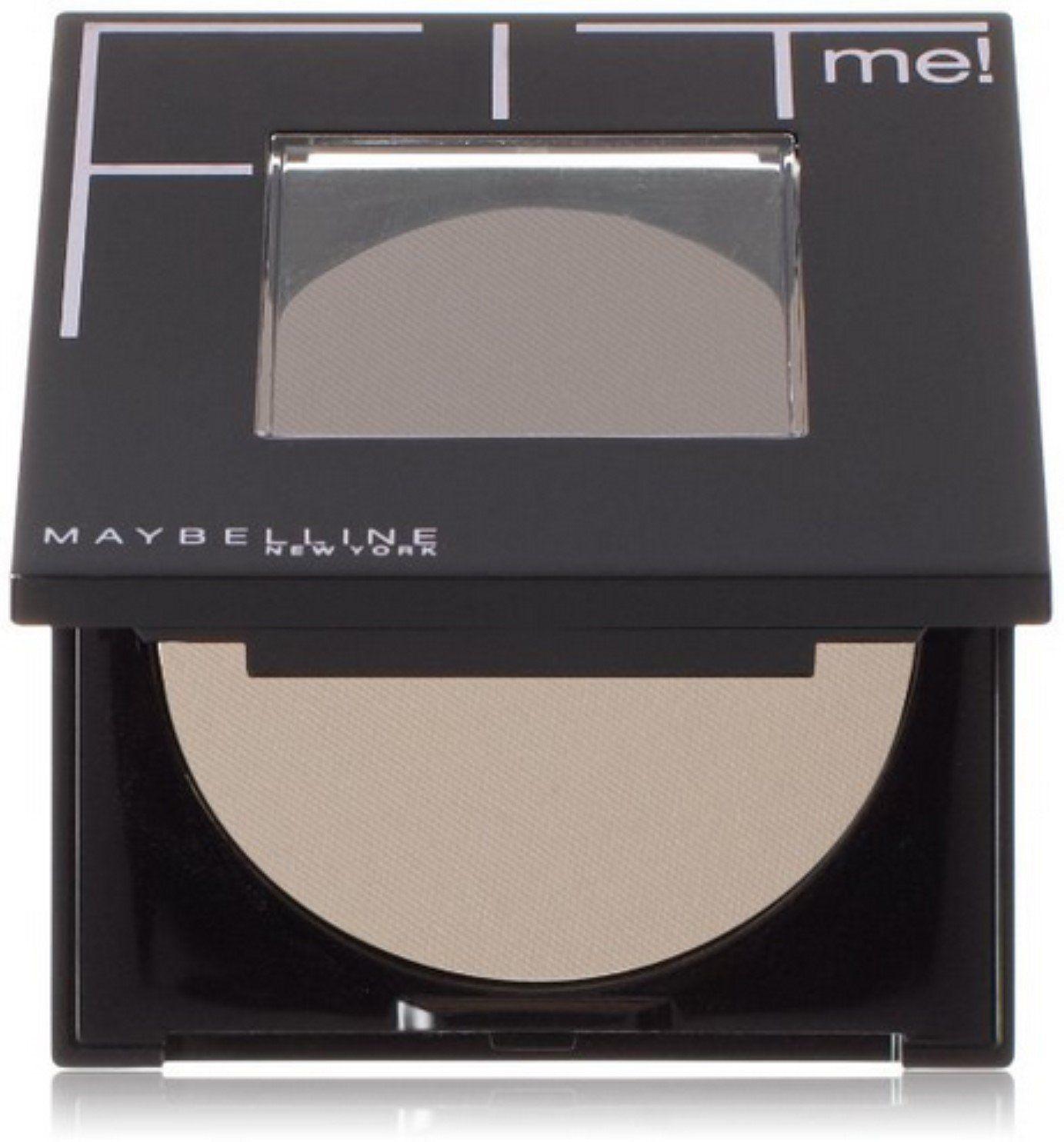 Maybelline New York Fit Me! Pressed Powder, Ivory [115] 0