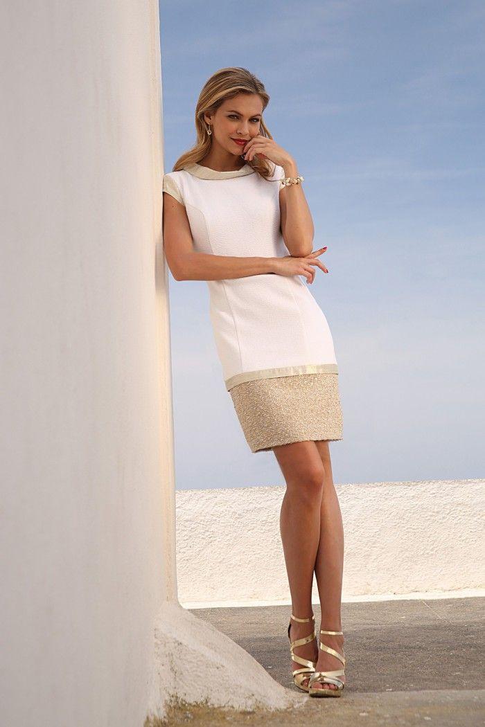 Linea Raffaelli   Cruise Collection 16/17   Mixed Dresses - Wedding ...