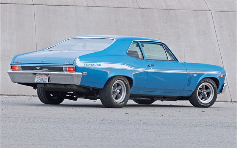 1969 Yenko Nova Clone Tribute To The Deuce Chevrolet Nova Super Chevy Magazine Chevy Muscle Cars