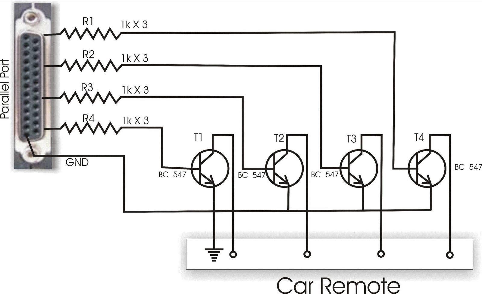 computer control rc car circuit diagram [ 1600 x 977 Pixel ]