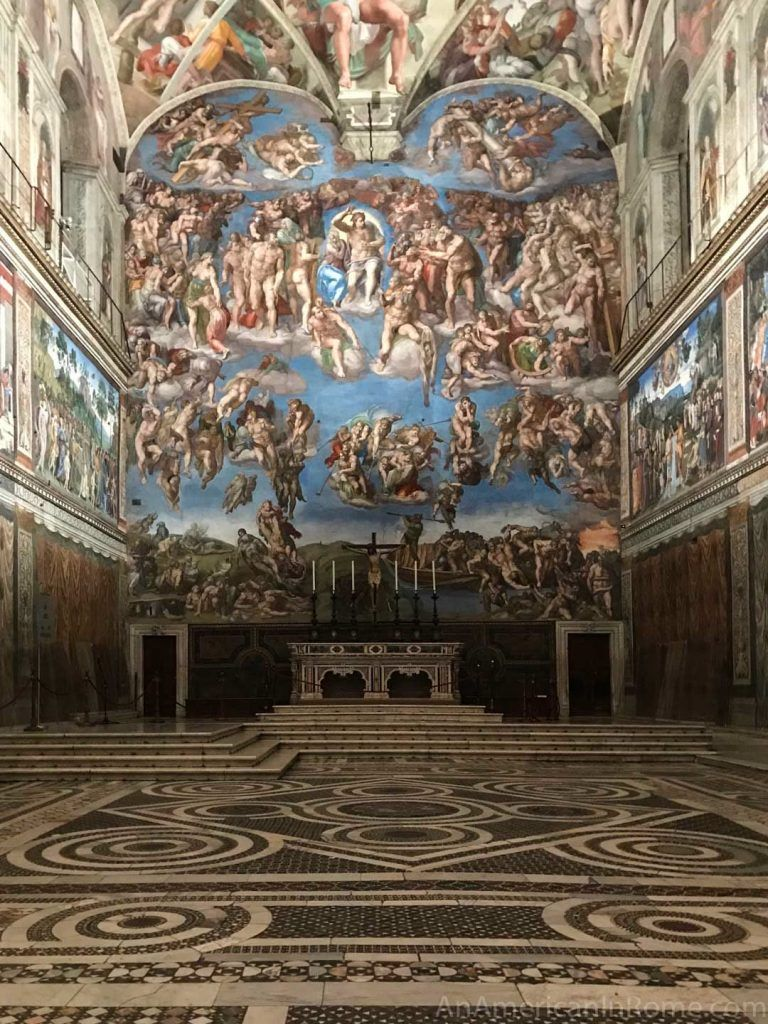 How To Visit The Sistine Chapel In Rome