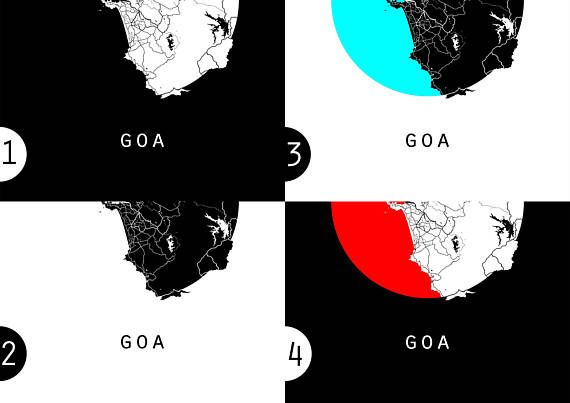 Goa map world map india map maps black and white map goa map world map india map maps black and white map gumiabroncs Image collections