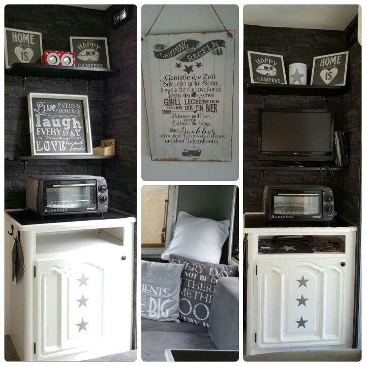 aus alt wird neu wohnwagen renovierung wohnwagen. Black Bedroom Furniture Sets. Home Design Ideas