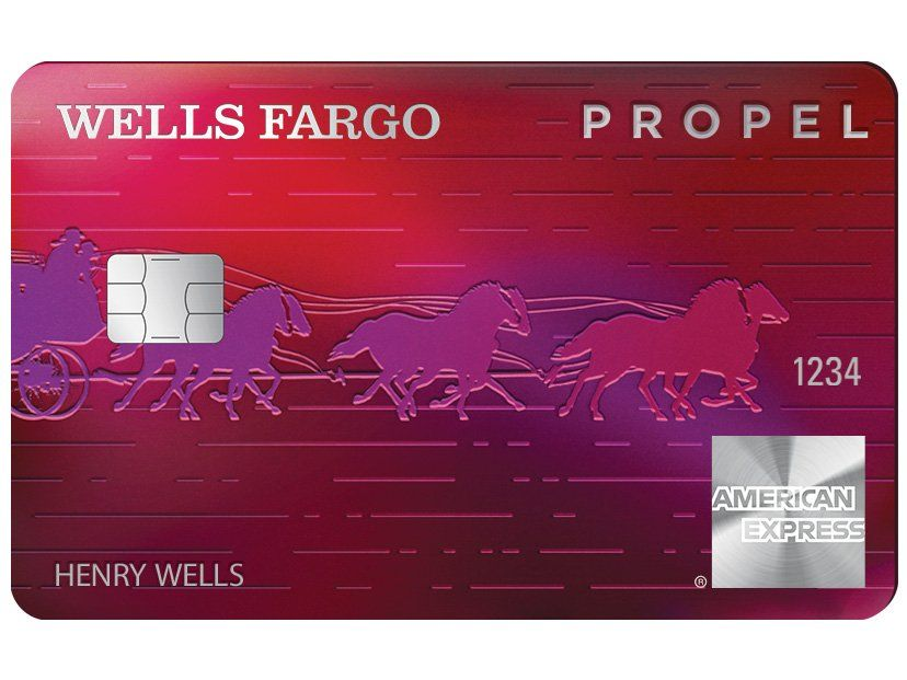 The Wells Fargo Propel Is Arguably The Best No Annual Fee Personal
