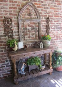 A few months ago we built the potting bench of my dreams. It turned out to be such an easy project, that we decided to try building a...