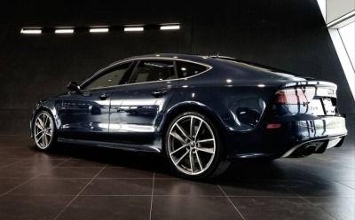 Audi Rs7 0 60 >> Audi Rs7 Performance Twin Turbo 4 0 Liter V8 Tfsi Engine That