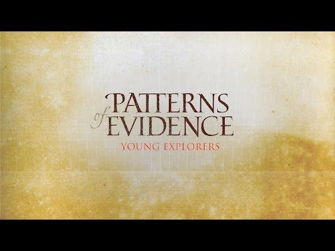 Patterns Of Evidence Young Explorers With Tim Mahoney Faith Pattern