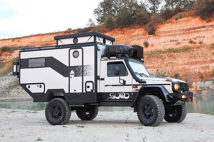 pin von derheiligeluka auf camper off road pinterest wohnmobil klasse und modell. Black Bedroom Furniture Sets. Home Design Ideas