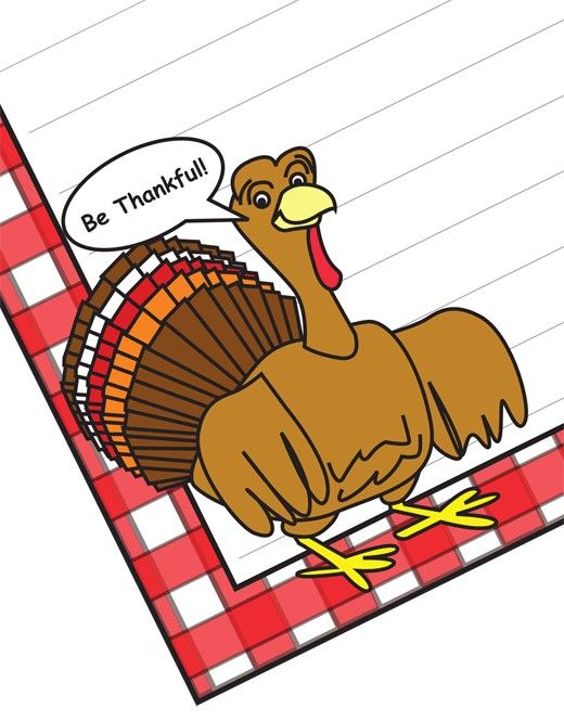 Thanksgiving Turkey Writing Paper TpT FREE LESSONS Pinterest