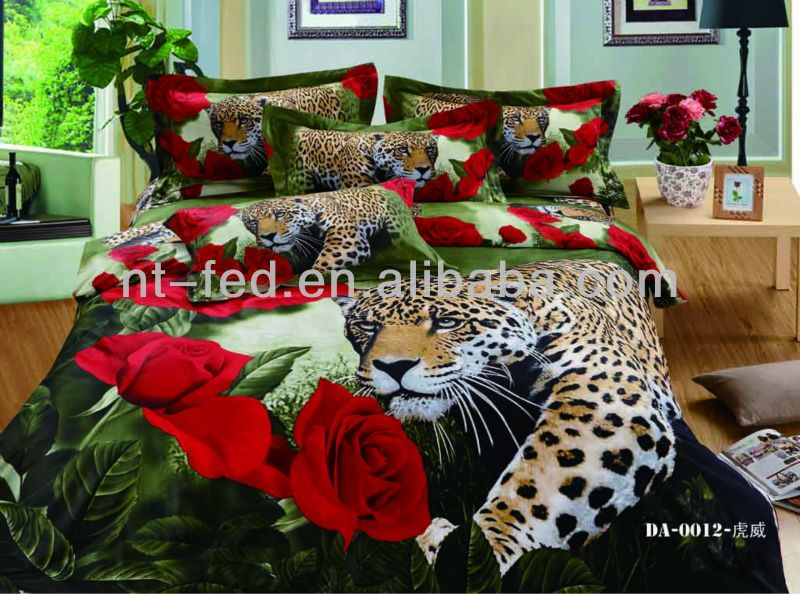 3d Bed Sheet Sets 3d Bed Linen Egyptian Cotton Bed Set View
