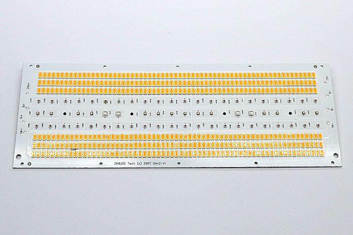DIY LED Grow Light PCB - 175W | Hydroponics | Led grow