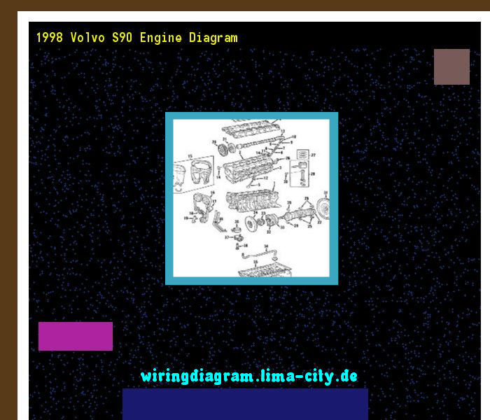 1998 Volvo S90 Engine Diagram  Wiring Diagram 18141